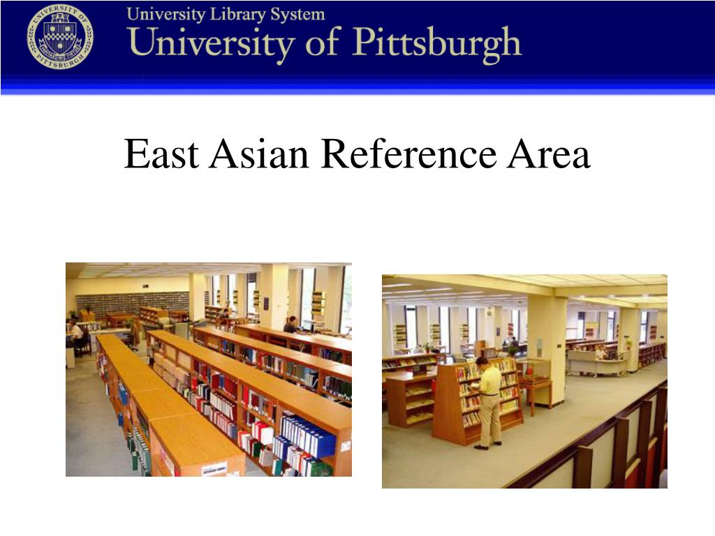 East Asian Reference Area