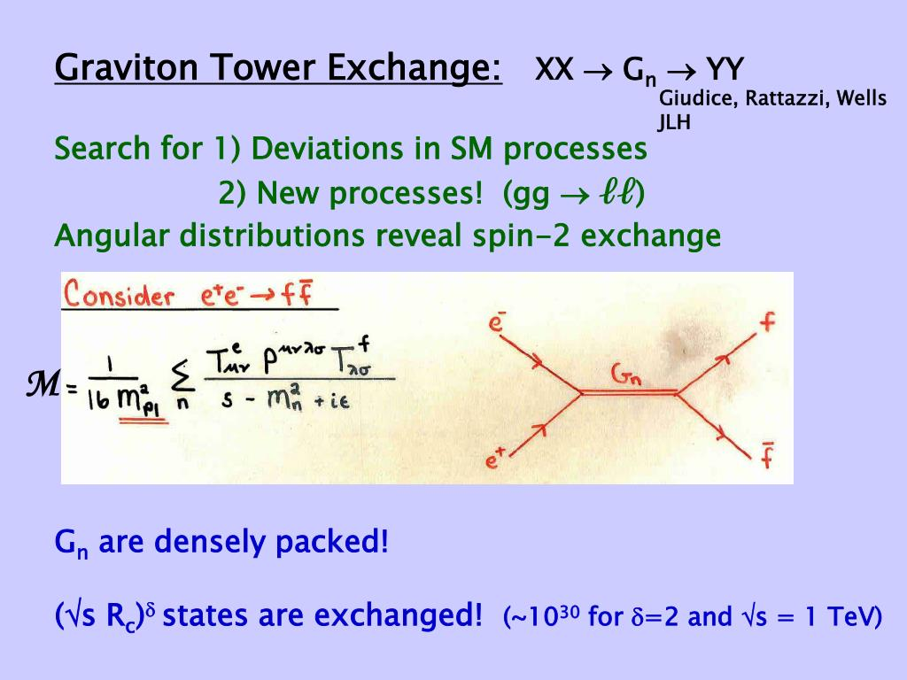 Graviton Tower Exchange: