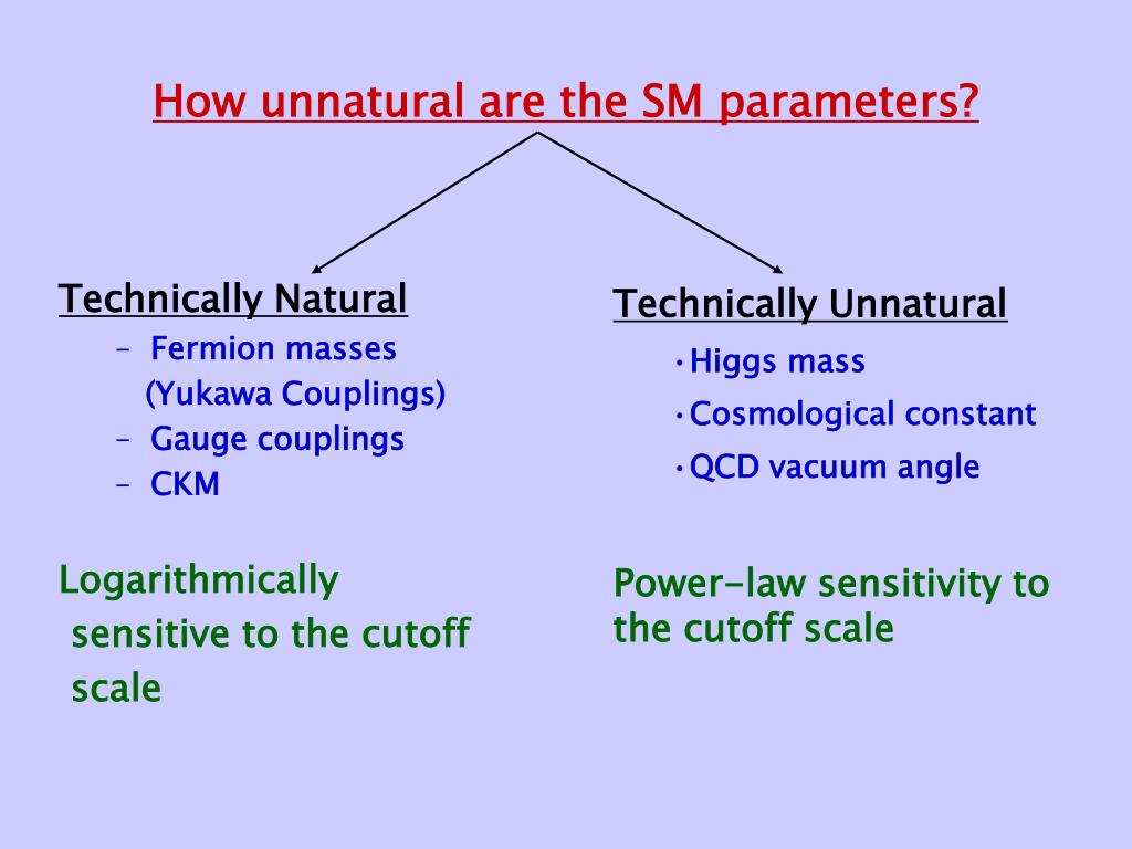 How unnatural are the SM parameters?