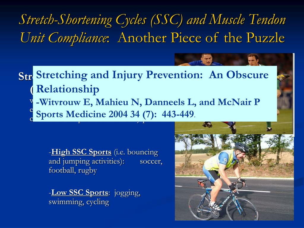 Stretch-Shortening Cycles (SSC)