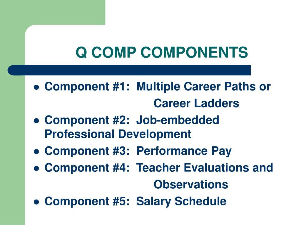 Q COMP COMPONENTS