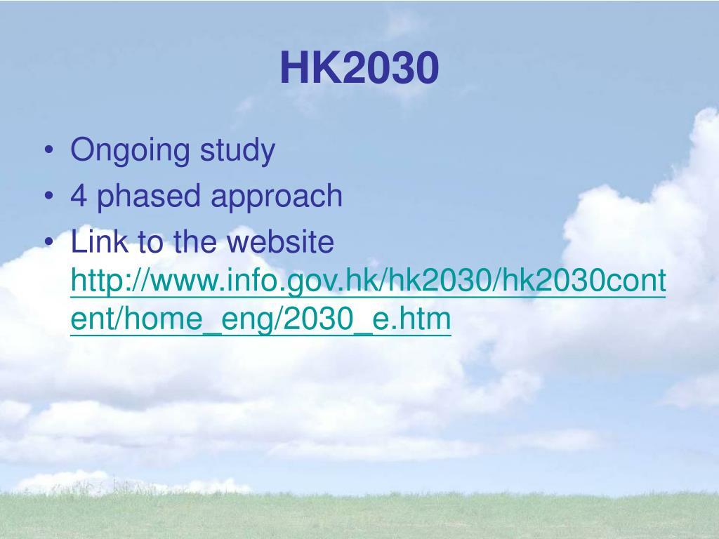 HK2030