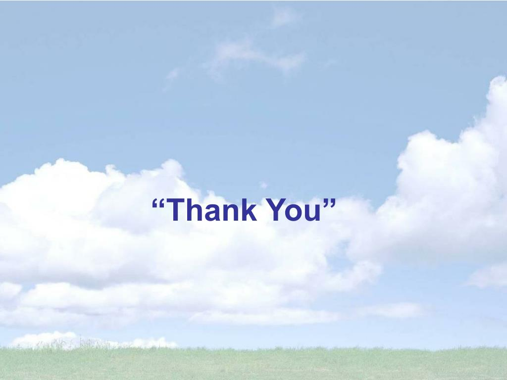 """Thank You"""