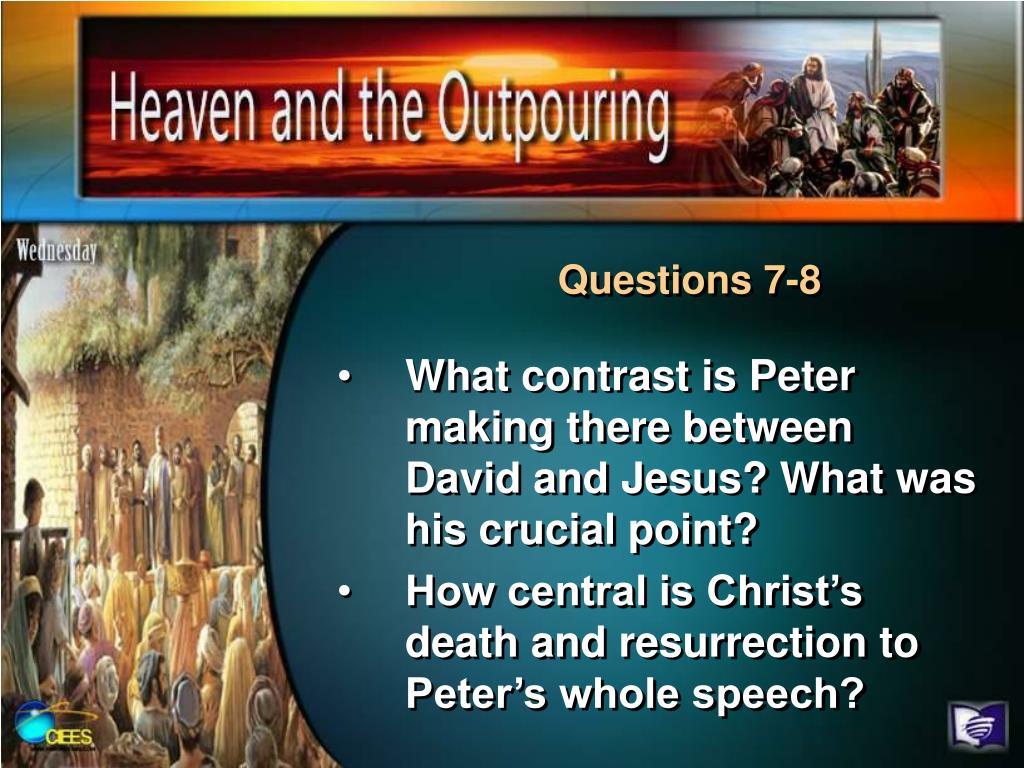 Questions 7-8