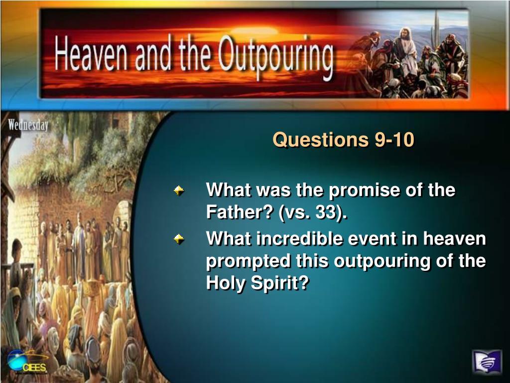 Questions 9-10