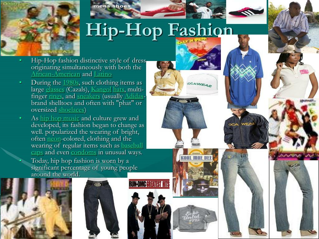 Hip-Hop Fashion