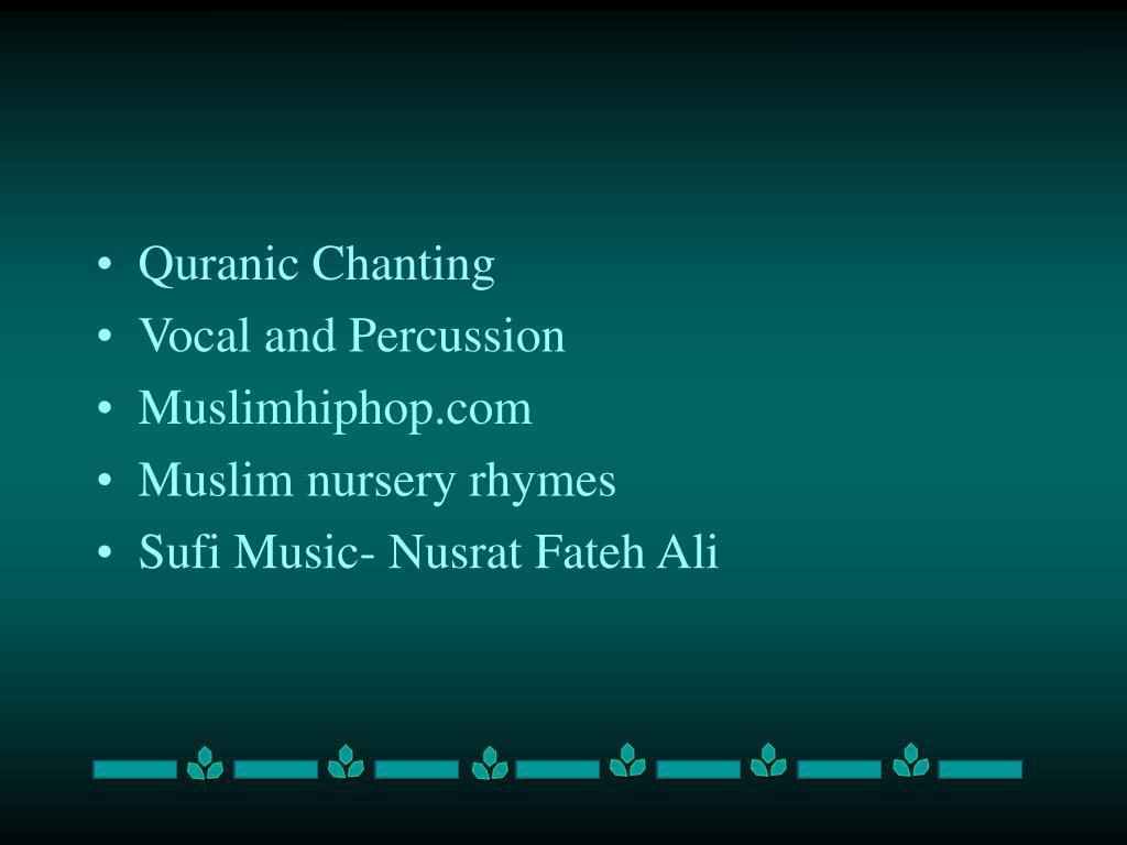 Quranic Chanting