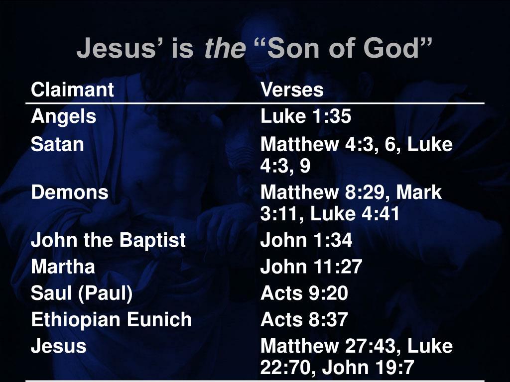 Jesus' is