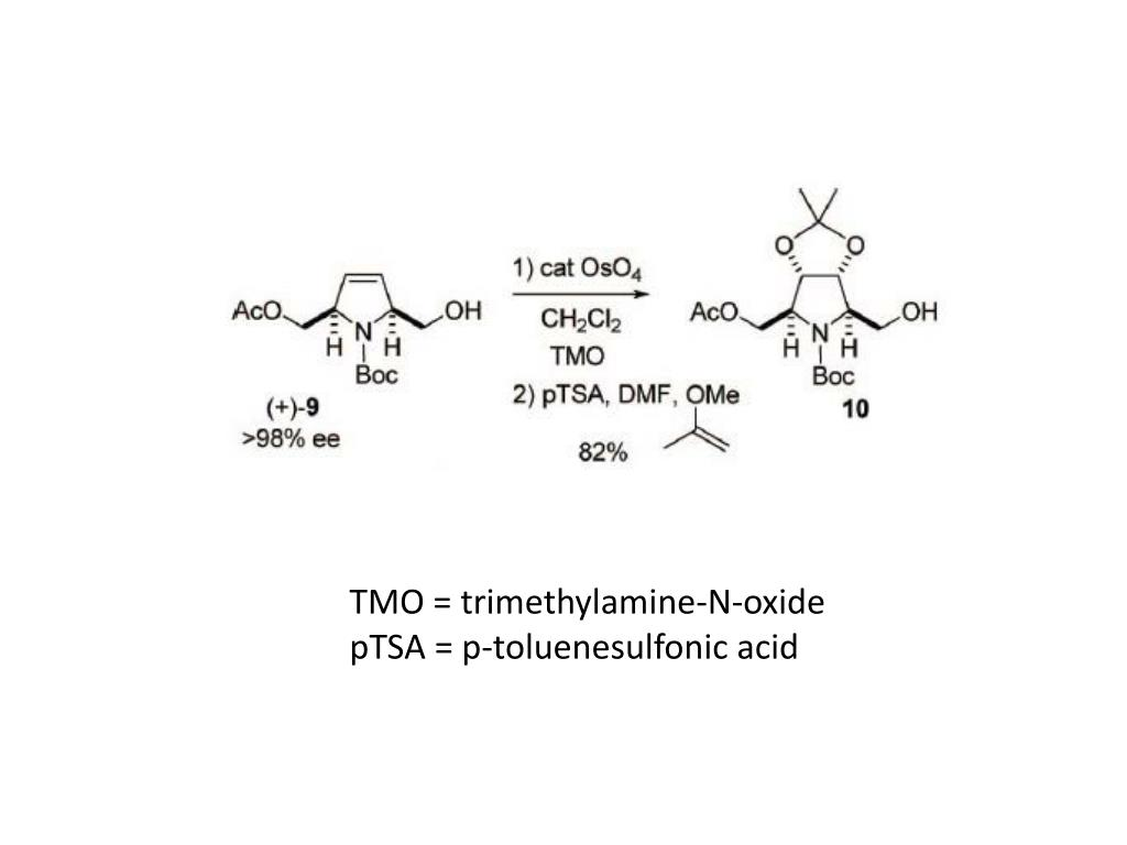 TMO = trimethylamine-N-oxide