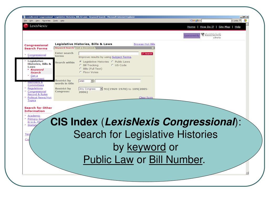 CIS Index
