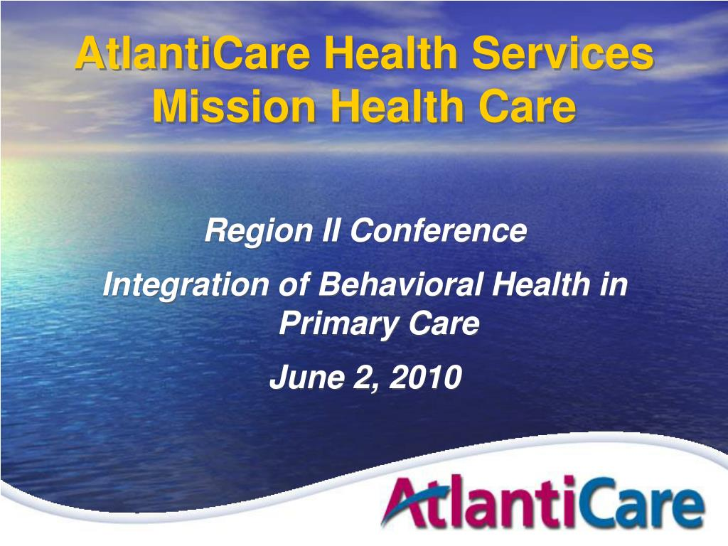 AtlantiCare Health Services