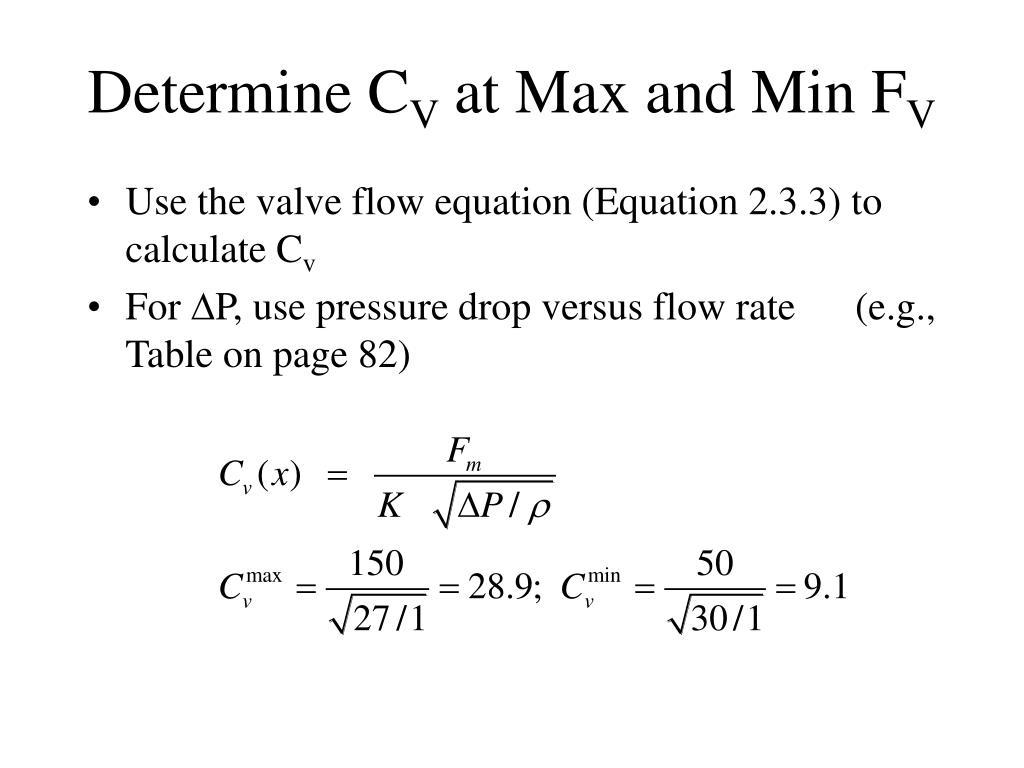 Determine C