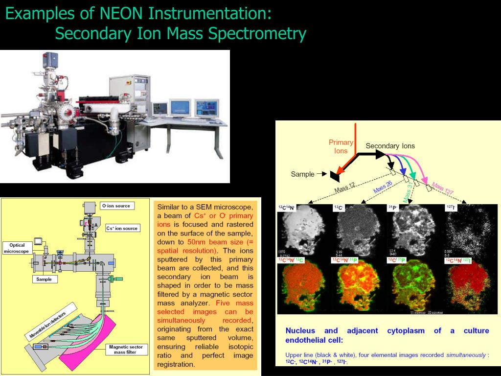 Examples of NEON Instrumentation: