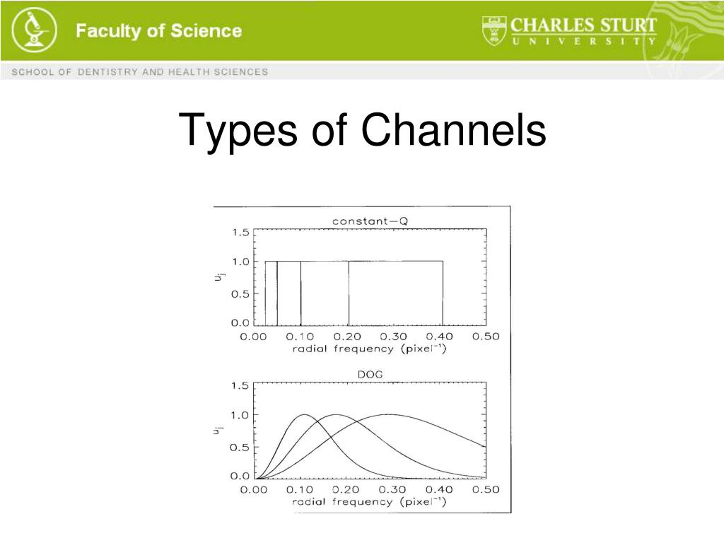 Types of Channels