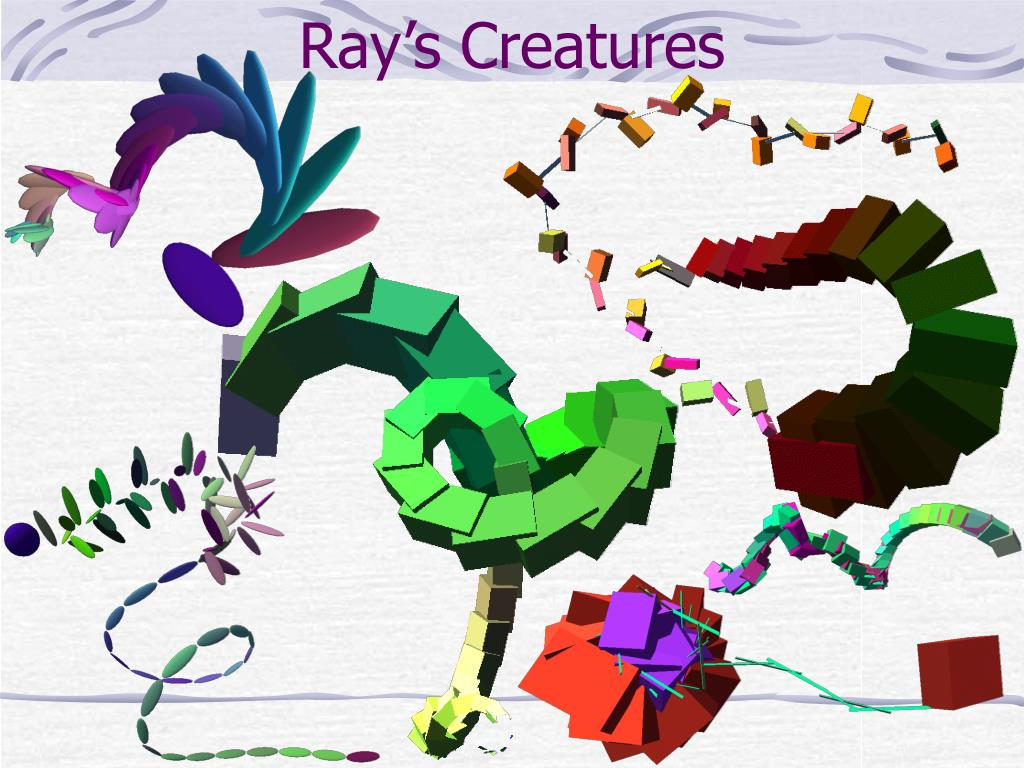 Ray's Creatures
