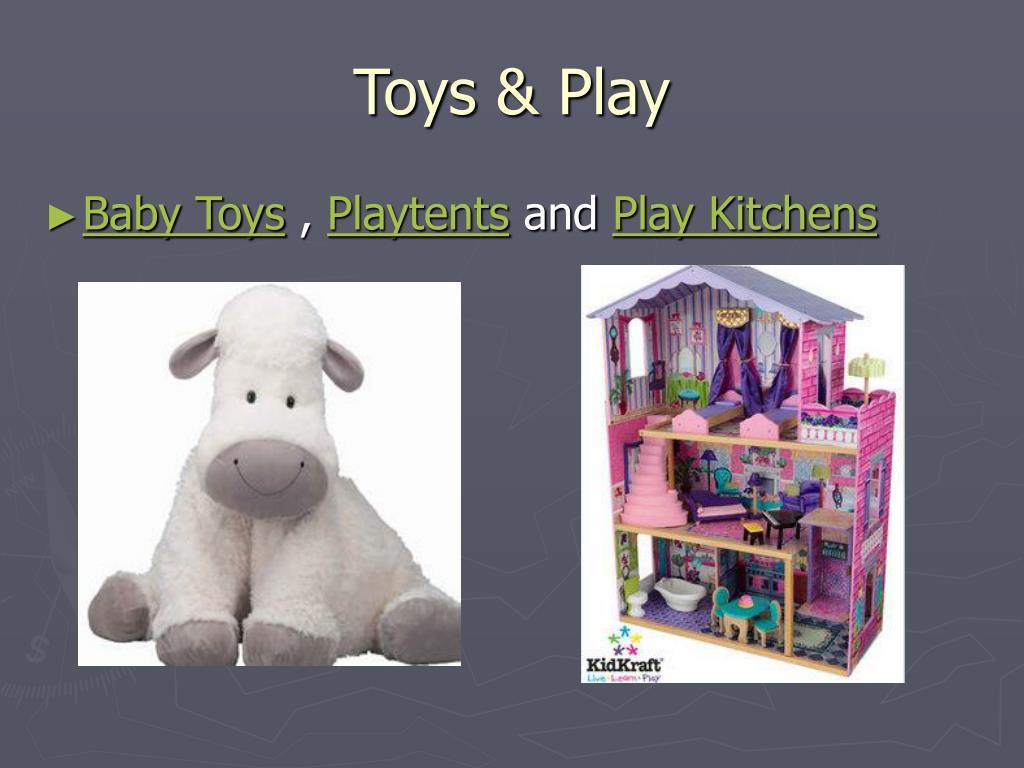 Toys & Play