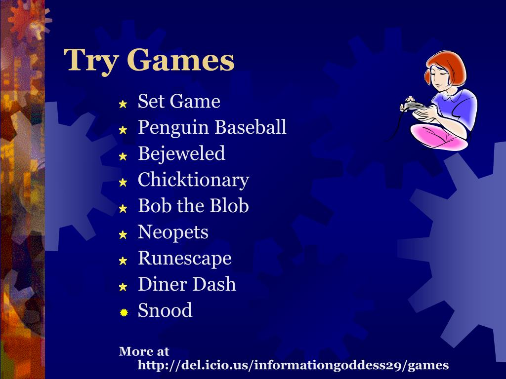 Try Games