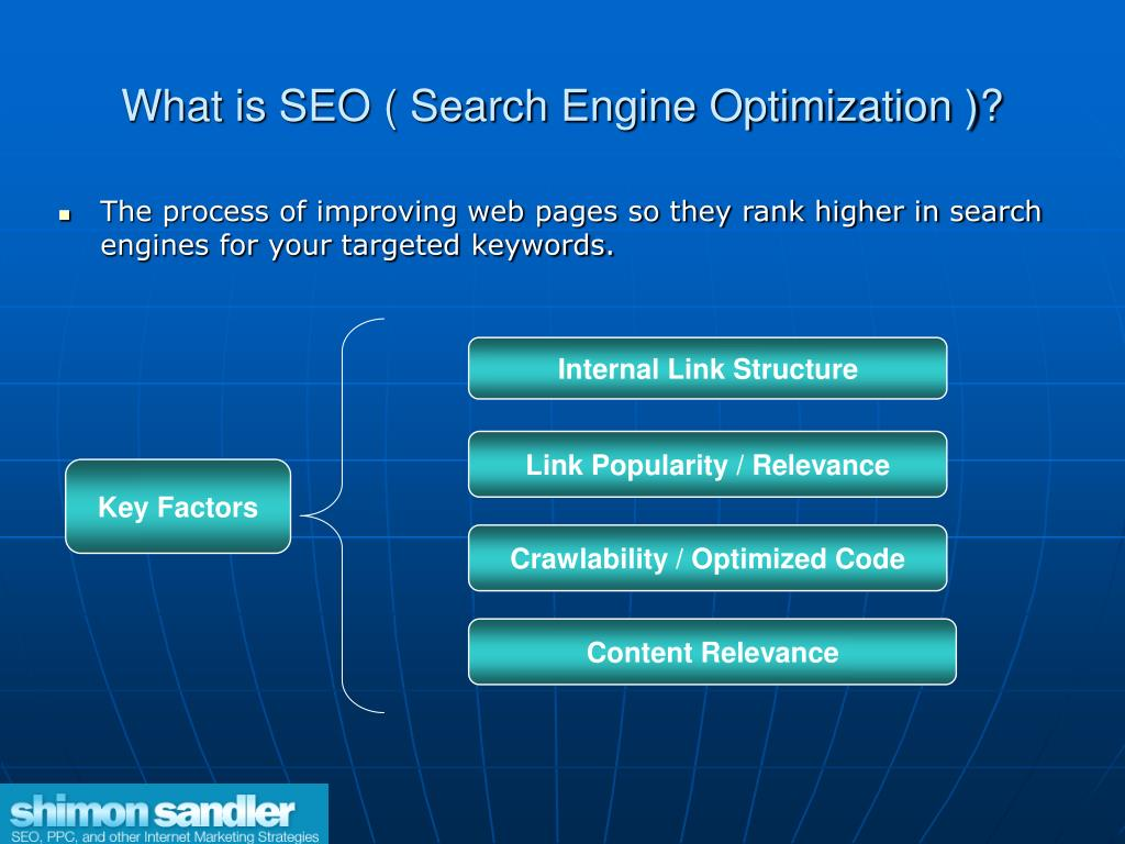 What is SEO ( Search Engine Optimization )?