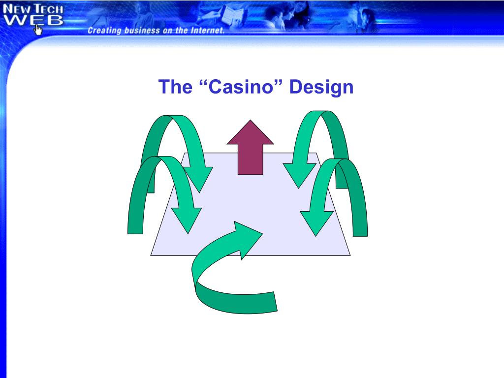 "The ""Casino"" Design"