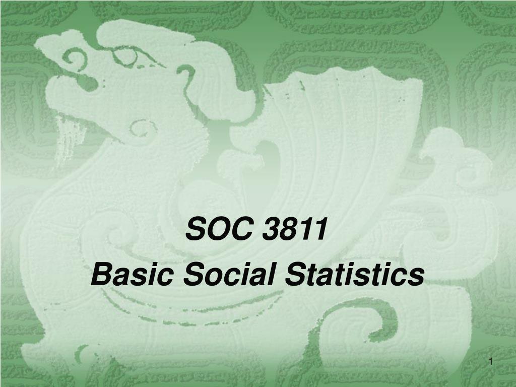 SOC 3811