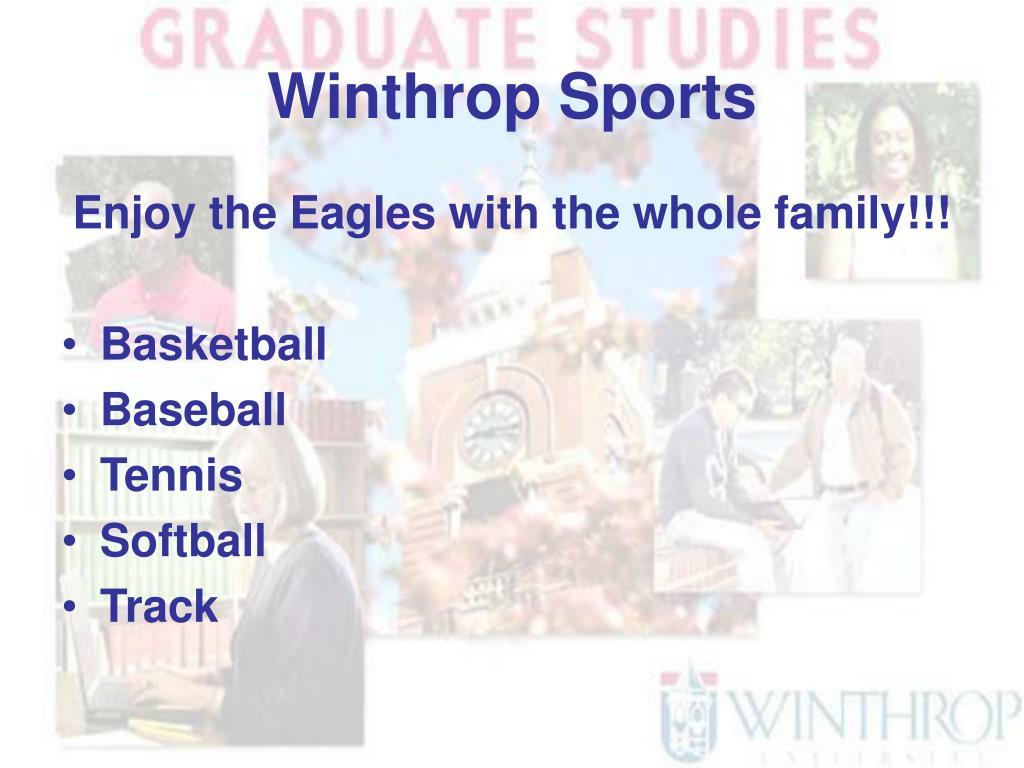 Winthrop Sports