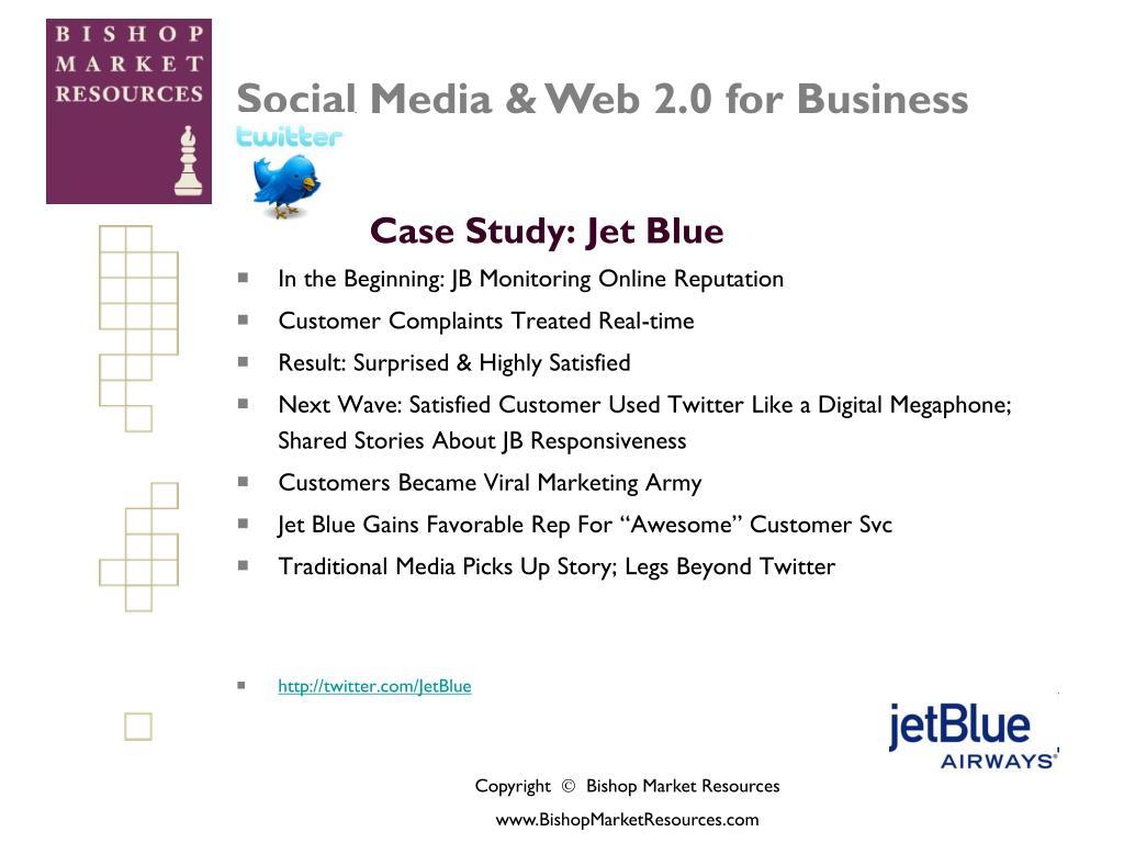 Case Study: Jet Blue