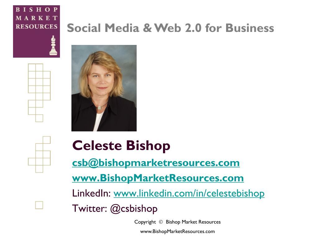 Celeste Bishop