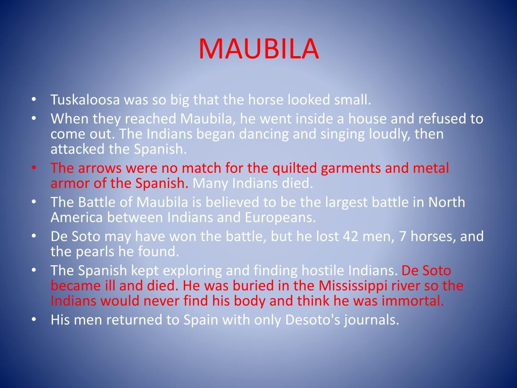 MAUBILA