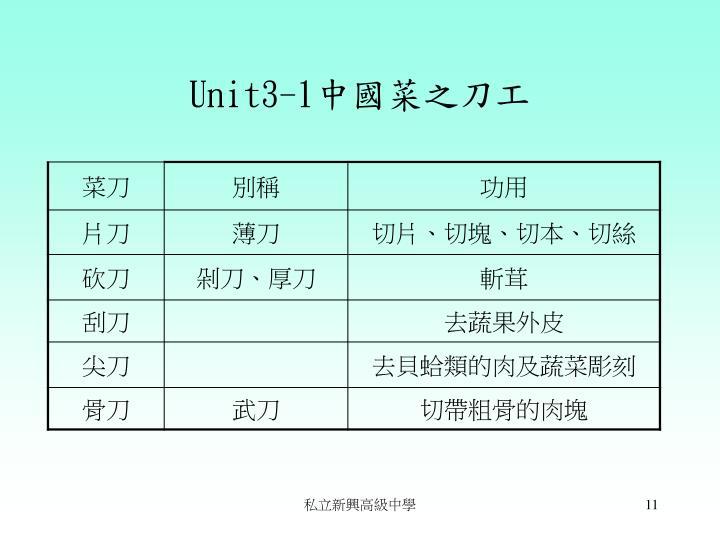 Unit3-1