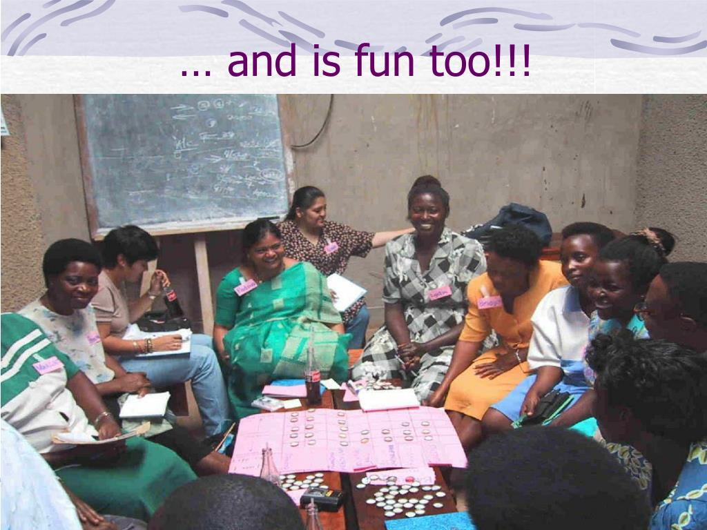 … and is fun too!!!