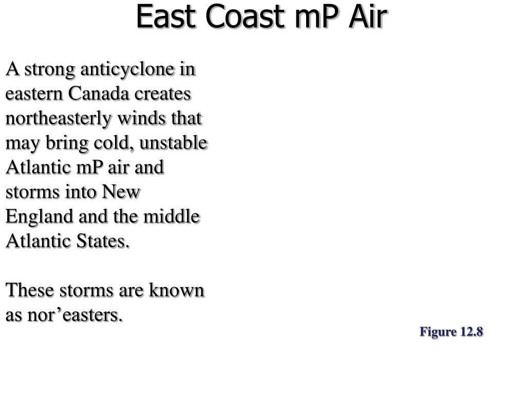 East Coast mP Air