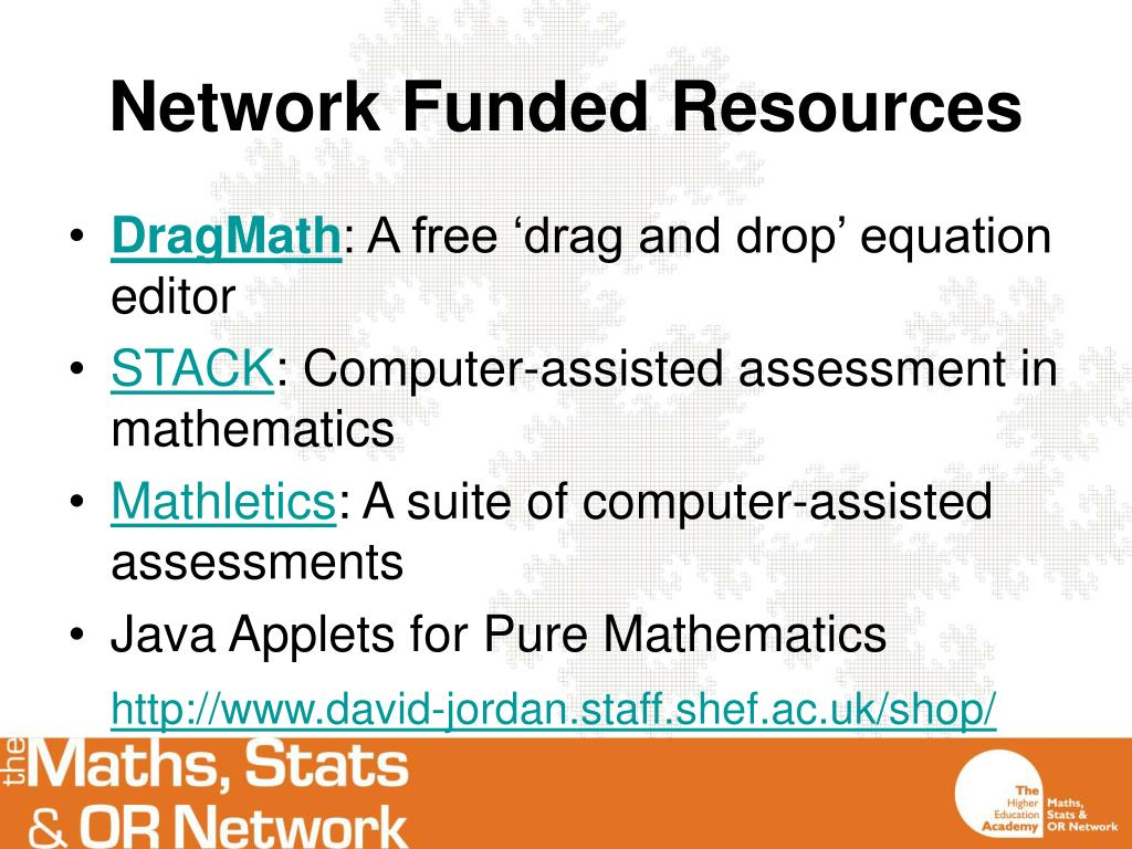 Network Funded Resources