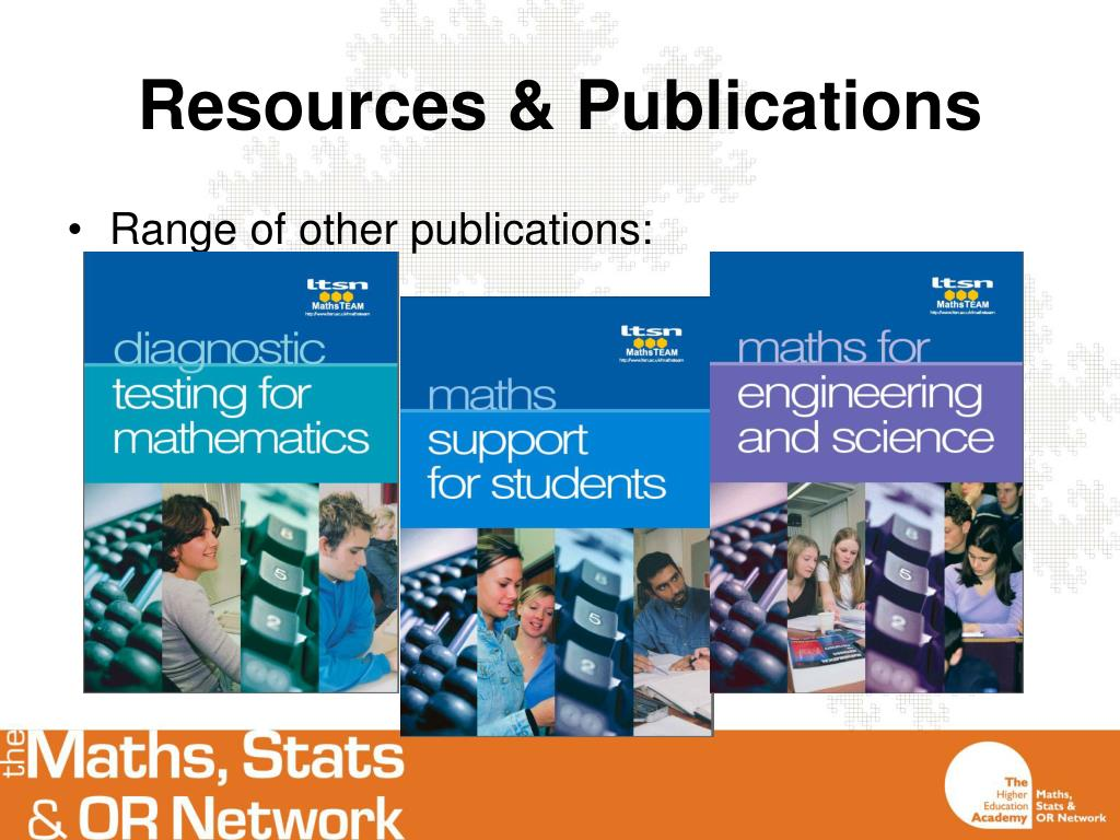 Resources & Publications