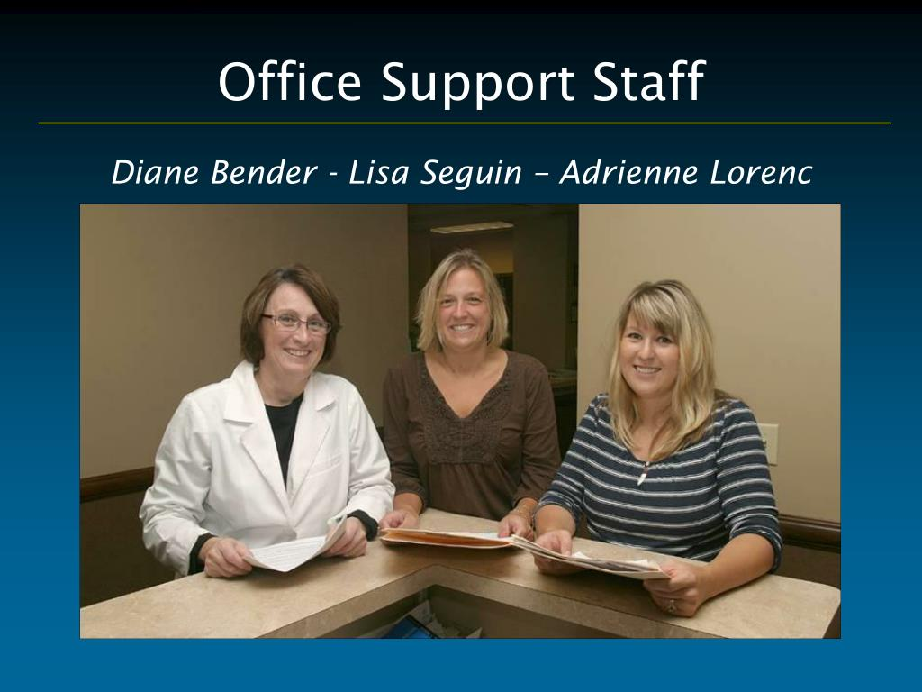 Office Support Staff