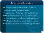 town creek restoration31