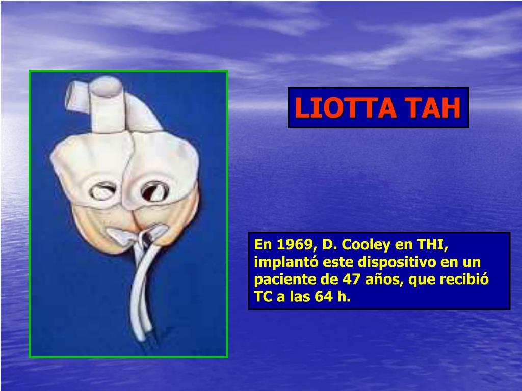 LIOTTA TAH