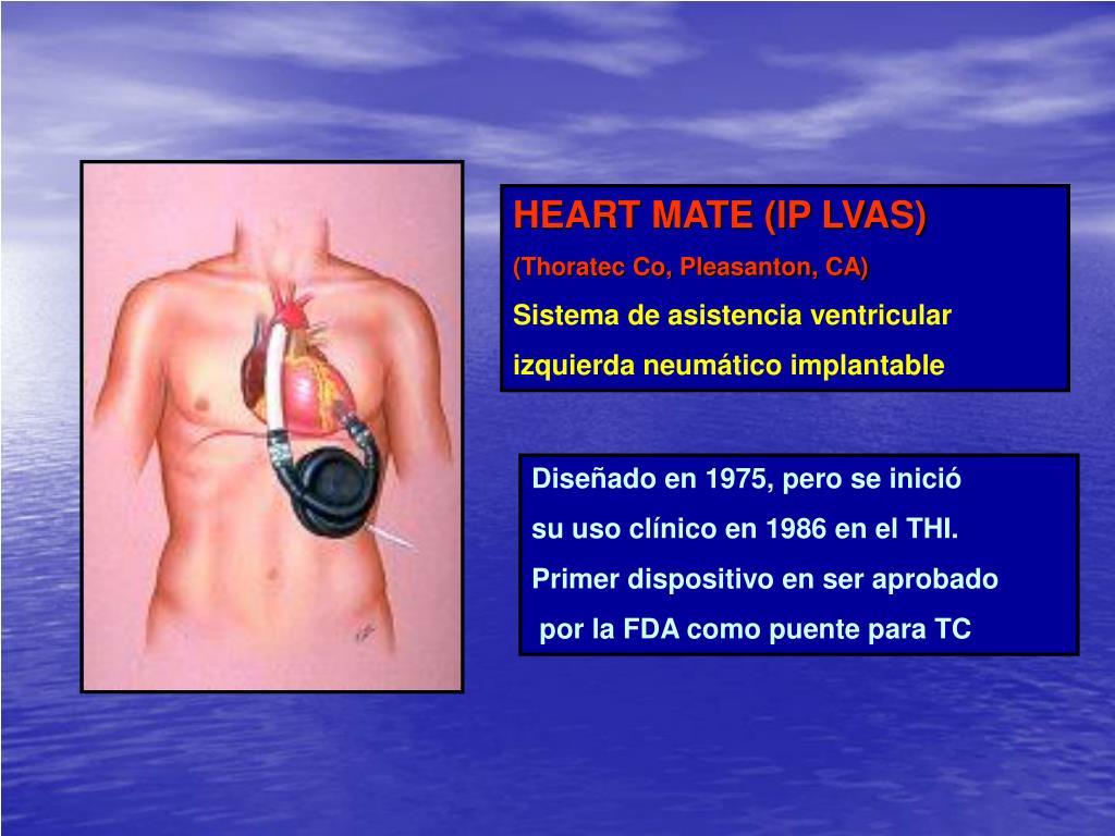 HEART MATE (IP LVAS)