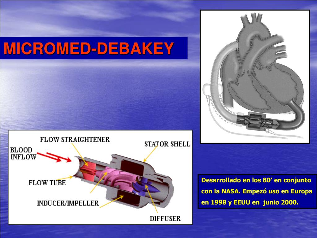 MICROMED-DEBAKEY