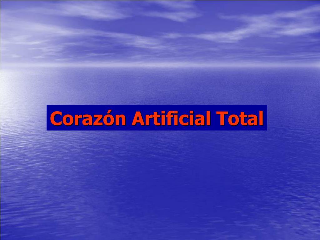 Corazón Artificial Total