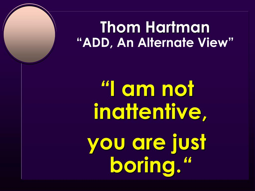 Thom Hartman