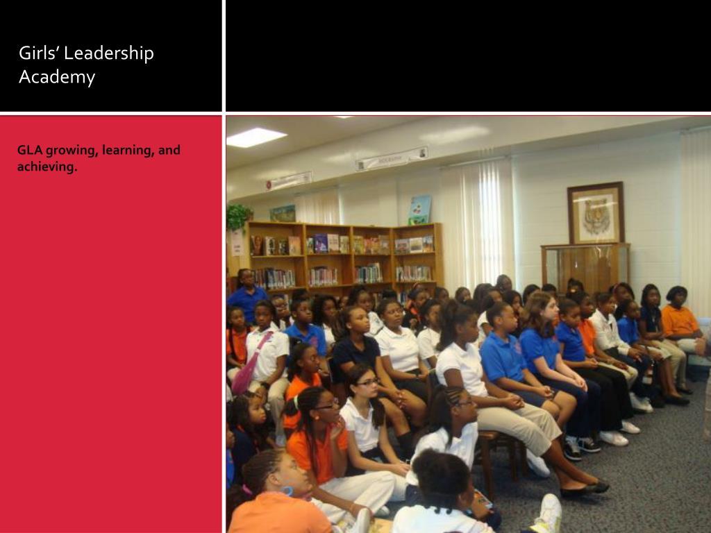 Girls' Leadership Academy