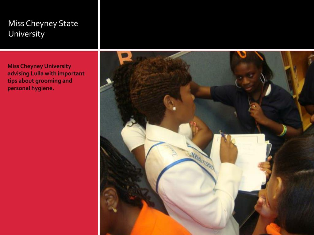 Miss Cheyney State University