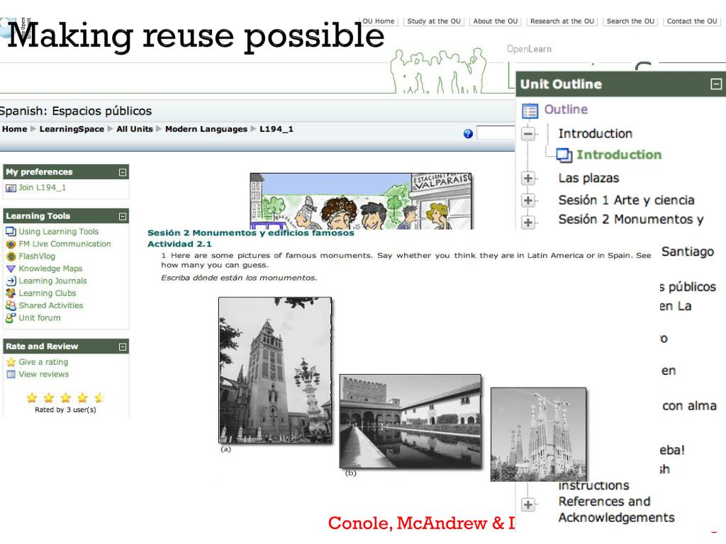 Making reuse possible