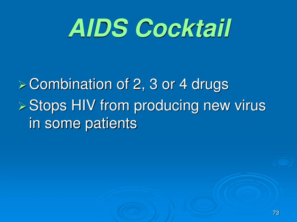 AIDS Cocktail