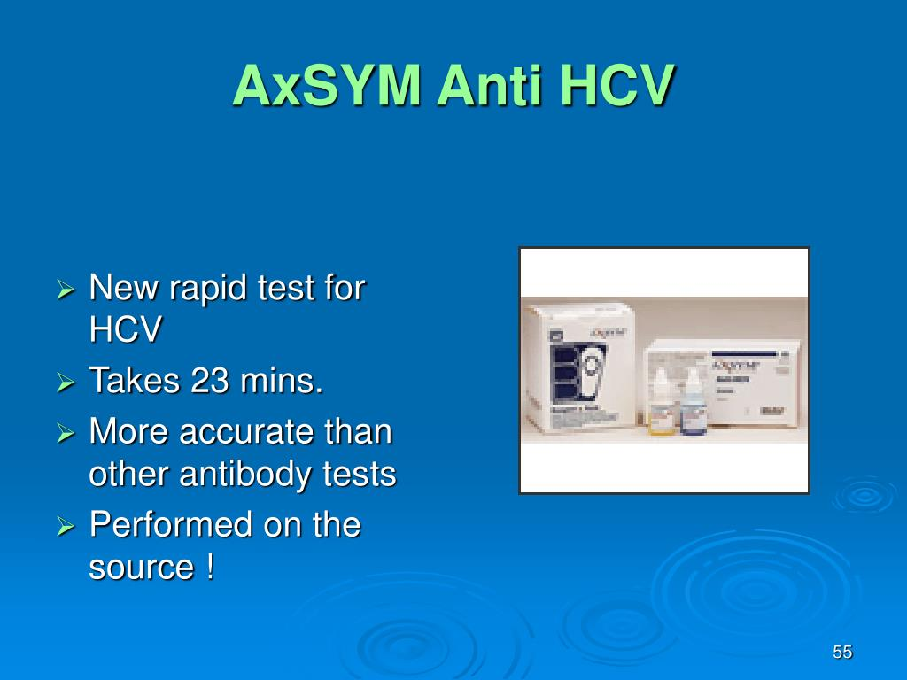 AxSYM Anti HCV