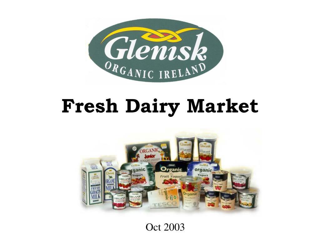 Fresh Dairy Market