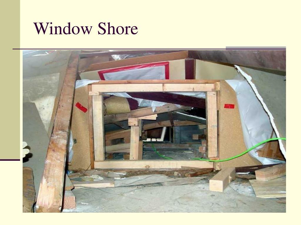 Window Shore