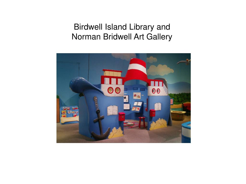 Birdwell Island Library and