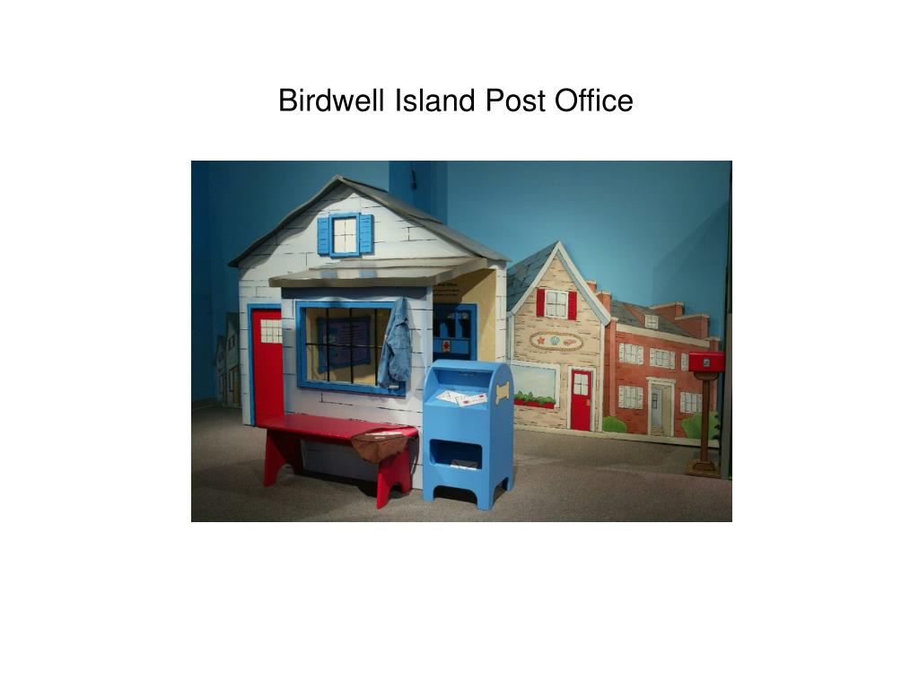 Birdwell Island Post Office