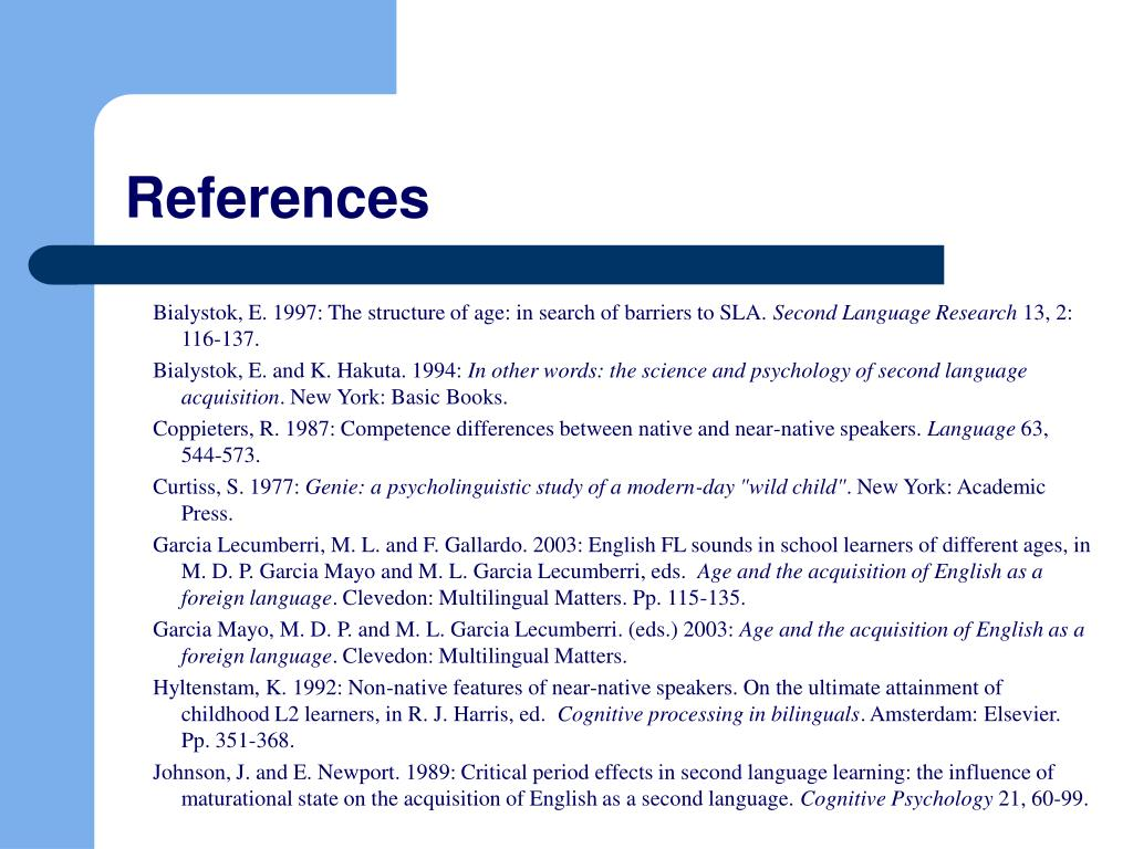 language and age Age and language learning the relationship between age and language learning what is the relationship between age and language learning  there are many prejudices, myths, misunderstandings and misconceptions about the abilities or inabilities of the language learners of different ages.